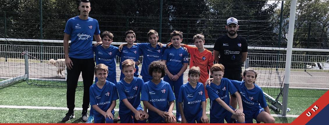 Equipe U13 - ES.Tarentaise