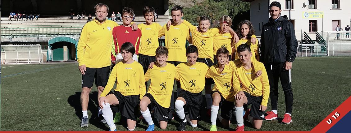 Equipe U15 - ES.Tarentaise