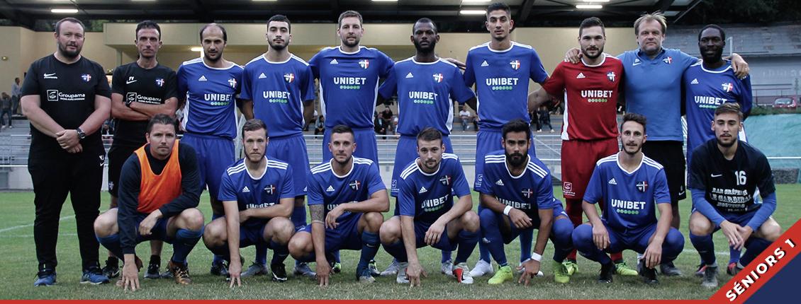 Equipe Séniors 1 - ES.Tarentaise