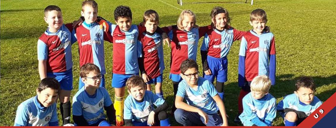 Equipe U9 - ES.Tarentaise
