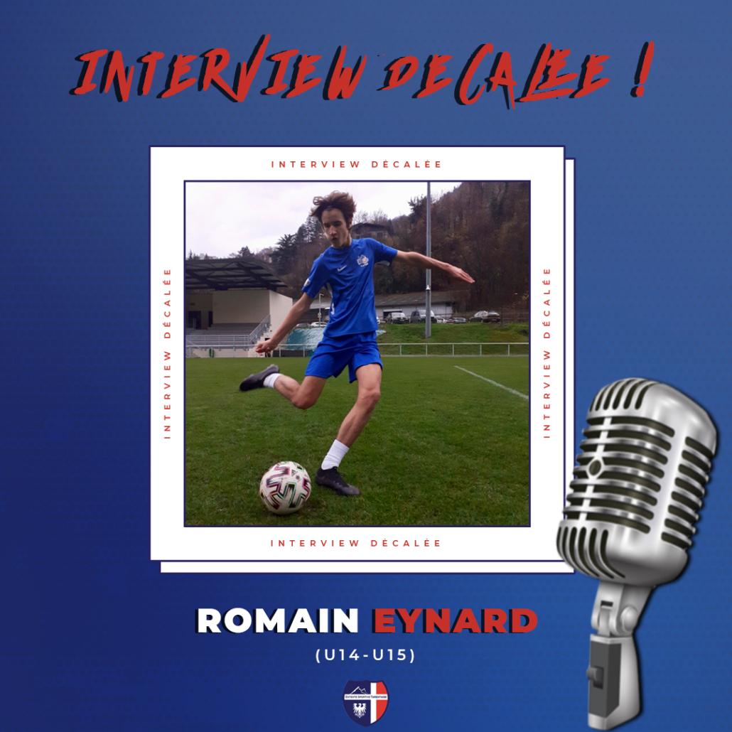Interview décalée Romain Eynard